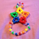 Rainbow Slave Bracelet