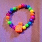 Rainbow Kitty Single