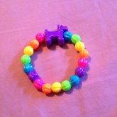 Rainbow Doggy Single