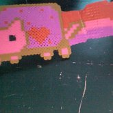 My Valentine Nyan Cat Fail