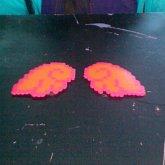 Perler Wings