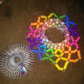 My 1st Slinky 3d Cuff