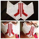 Custom Atari Mask