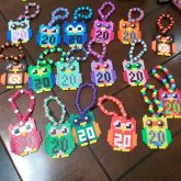 I Have 5 More To String Then Gotta Make More Owls