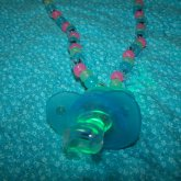 Kandi Light Up And Glow In The Dark Necklace