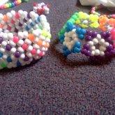 Rainbow X Base Cuff And Rainbow Star Cuff