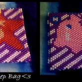 PROCESS OF KANDI STARSWEEP BACKPACK