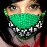 Feed Me Mask.
