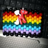 Unicorn Rainbow Cuff