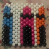 Side 2 Of Crayon Cuff:D