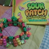 Sour Pouch Watermelon Inspired