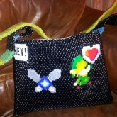 New Triforce Bag. Side 2