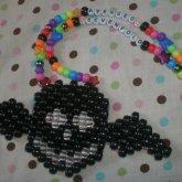 Deathbat Necklace