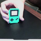 Gameboy? Haha Sure(: