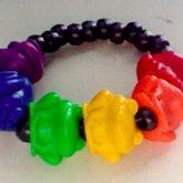 Rainbow Frogs Single