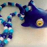 Eye-pop Shark Necklace