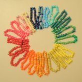 23 Single Kandi Necklaces (flower Kandi Bracelet Added As Additional Free Price)