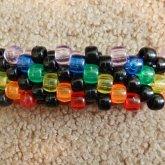 Simple Rainbow Cuff