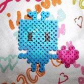 Cute Blue Robot<3
