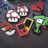 Perler Bead Things