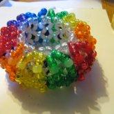 Rainbow B&w 3d