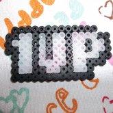 1UP! <3 :D