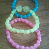 Little Twin Stars- Inspired Bracelet Set