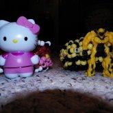 Ufo Cuff And Xbase Cuff With Toys :3