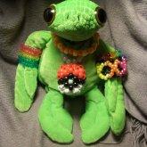 Turtle Plushie<3