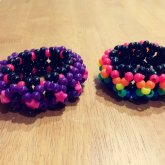 Star And Rainbow 3D Cuff