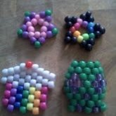 Some Of My Kandi Charms
