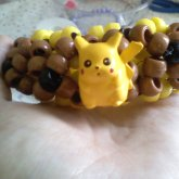 Pikachu Cuff For My Lost Twin^.^