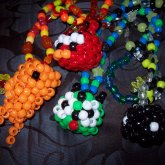 3D Character Necklaces For (RedLuckyMonkey)