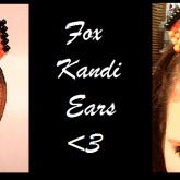 KANDI FOX EARS