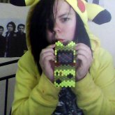 Pikachu Game Boy With Ears