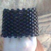 Simple Black Cuff