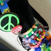 Kandi On My Whale Backpack! (:
