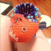 Angler Fish UFO Cuff