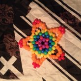 Rainbow Complex Star