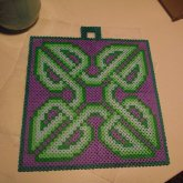 Celtic Knot Wall Hanger
