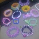 All My Kandi 3D Cuffs