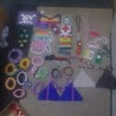 My Kandi Collection So Far With Out Singles