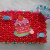 Red Cupcake Wallet