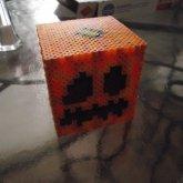 Minecraft Pumpkin Light