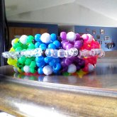 Rainbow Cage Cuff (side View)