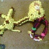 3-D Giraffe  Back