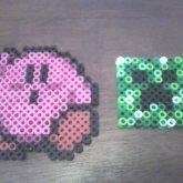 Kirby & A Creeper