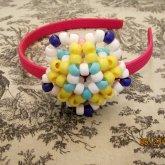 3-D Kandi Star Headband