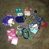 MY PLUR PACKAGE FROM JACOB!!!!!!!!!!
