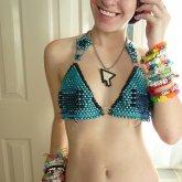 Bikini By HaloDiablo